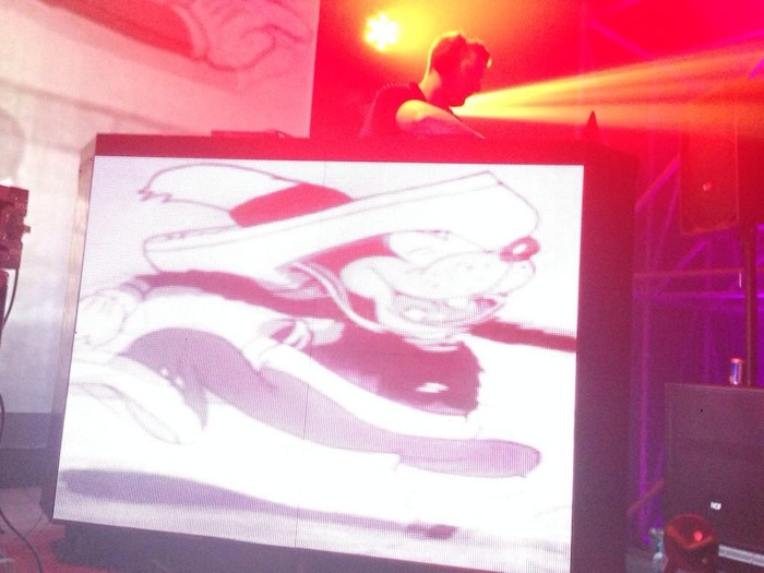 Sub-Sonic Live - Andy Buchan