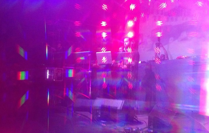 Sub-Sonic Live - Zahed Sultan