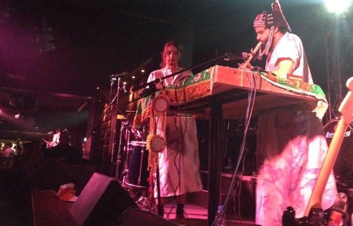 Flamingods at The Music Room