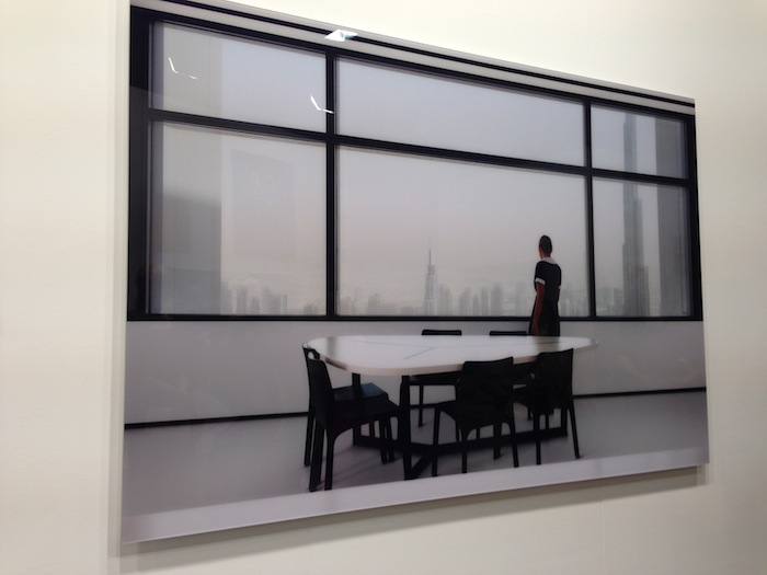 Horizon, from the series Playtime by Isaac Julien
