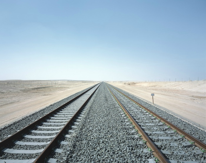 © Richard Allenby-Pratt - Emirates Railway, Western Region, UAE