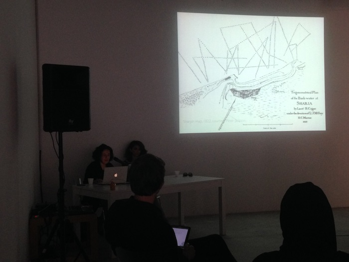 Mona El Mousfy, Professor of Architecture, College of Architecture, Art and Design(American University of Sharjah) and Sharmeen Syed, Architect and Researcher (Sharjah Art Foundation)