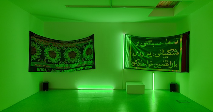 Language Arts, 2014 - Installation view at The Third Line, Dubai