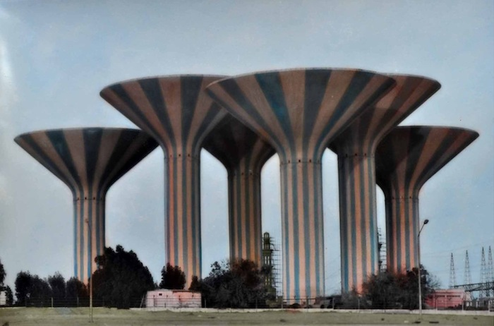 © Mohammed Al Kouh - Water Towers