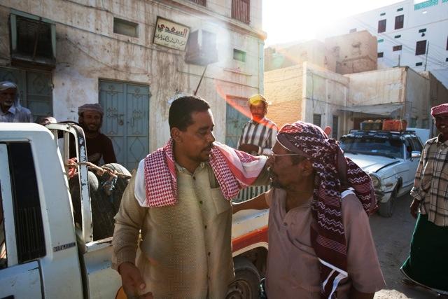 © Katarina Premfors - At the Market - Hadramaut, Yemen 2009