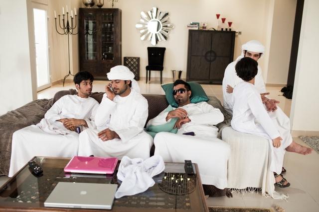 © Katarina Premfors - Chilling - Dubai, UAE 2011
