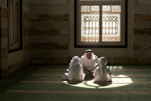 © Katarina Premfors - Lesson - Dubai, UAE 2012