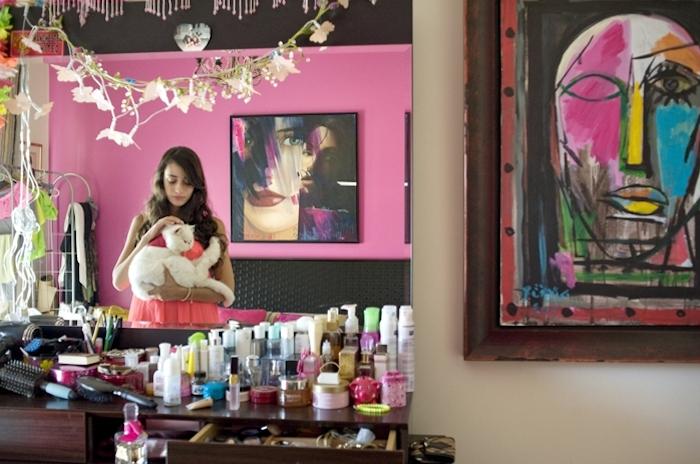 © Rania Matar - A girl and her room - Alia