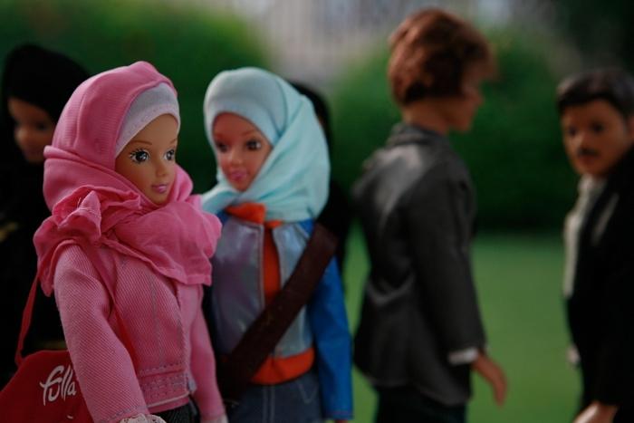 © Boushra Almutawakel - Fulla (The Look II)