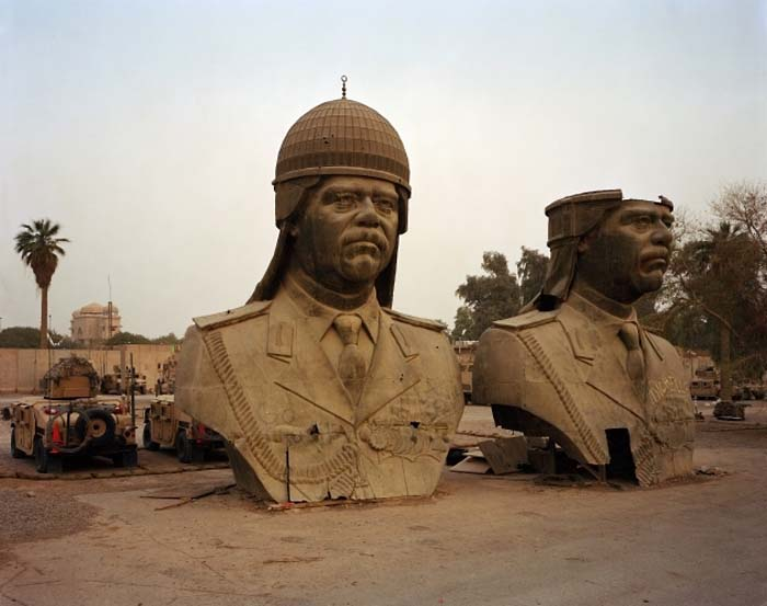 © Richard Mosse - Saddam