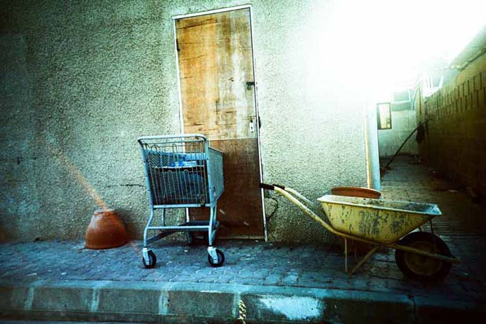 © Hind Mezaina - The Shopping Cart Series