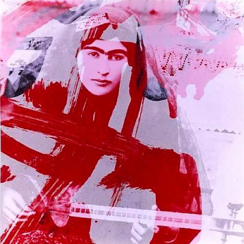 Bahman Jalali, Untitled, 2007 ( Estimate: $8,000 - 10,000, AED 29,000 - 37,000)