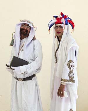 © Vidisha Saini - Tourists from Dubai