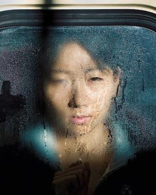 Tokyo Compression © Michael Wolf