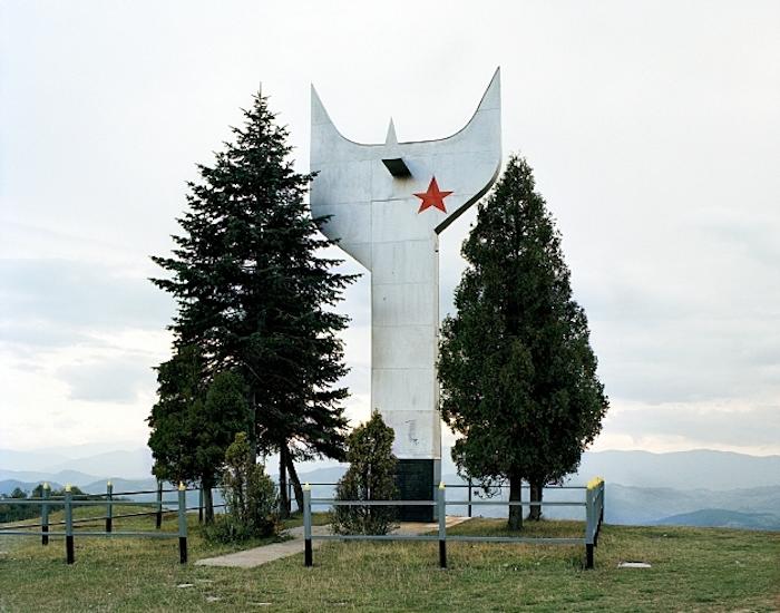 © Jan Kempenaers - Spomenik # 26 (Zenica)