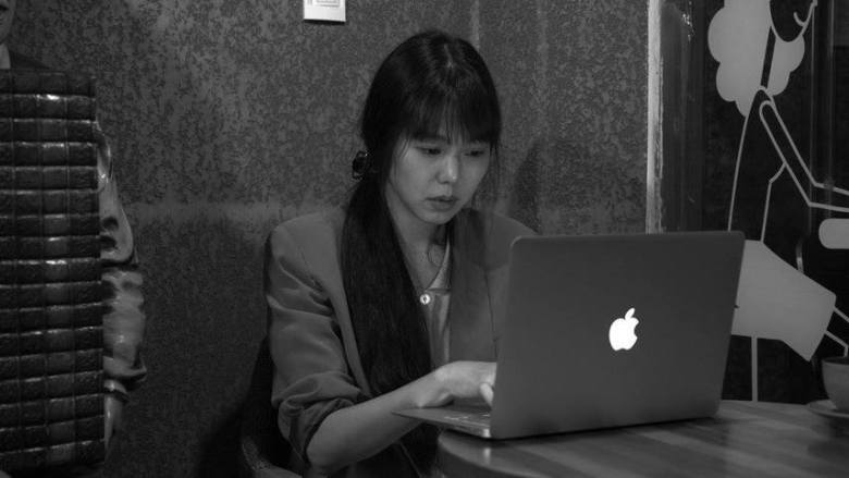 Kim Minhee | Grass, by Hong Sangsoo, 2019 © JEONWONSA Film Co.