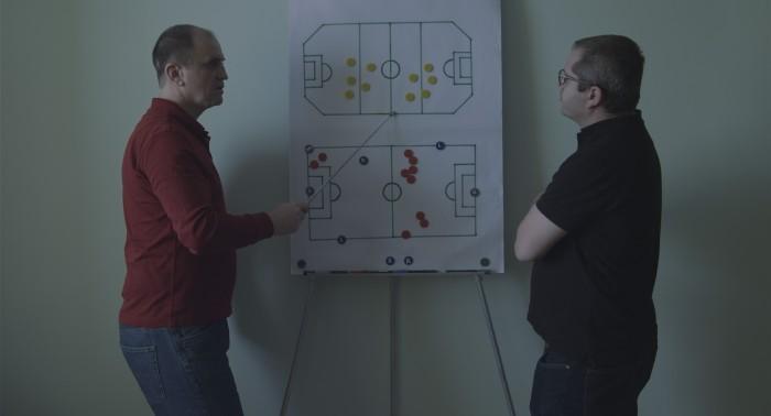Infinite Football, Corneliu Porumboiu, 2018