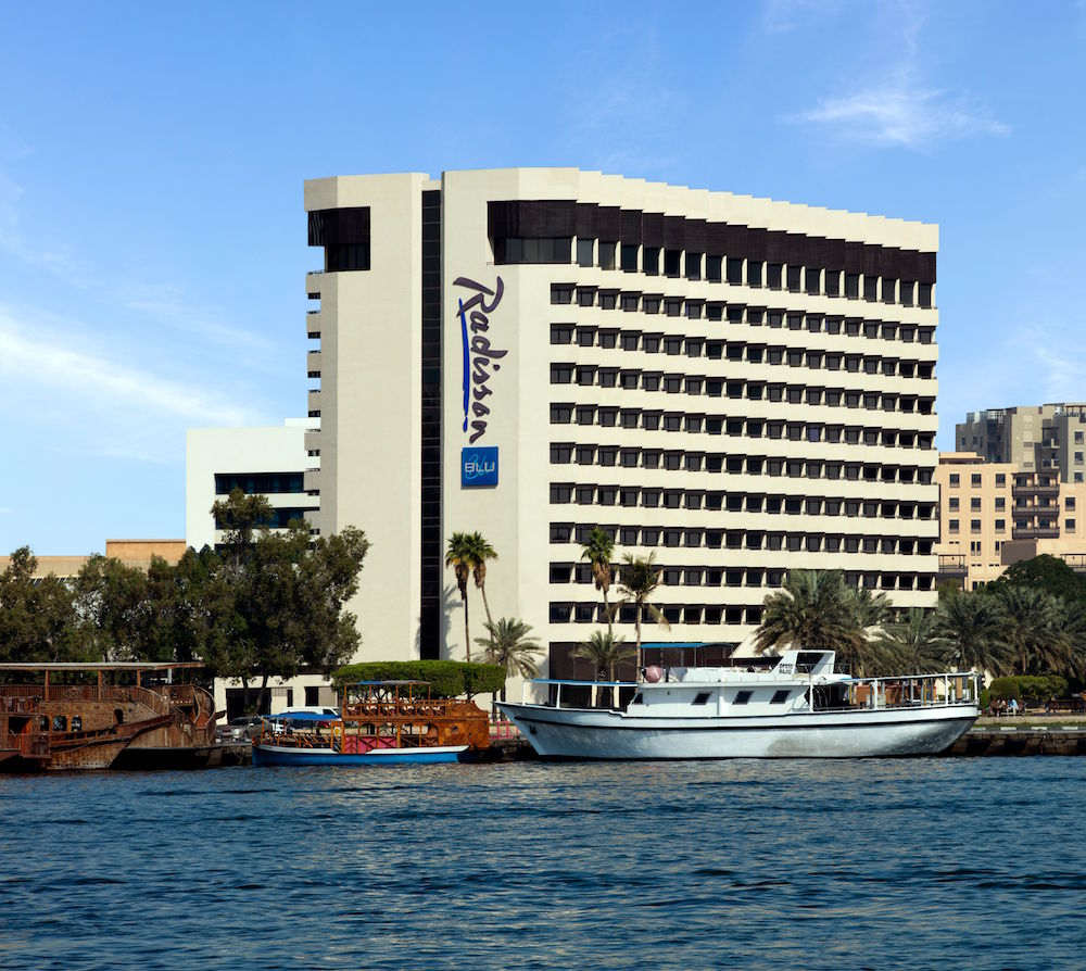 Radisson Blu, Deira Creek (prev. Dubai Intercontinental), 1975