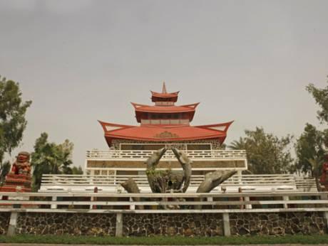 Pagoda, Private Villa, Jumeirah (1980)