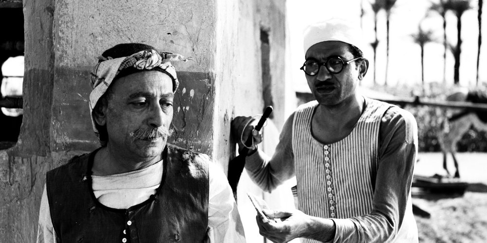 THE LAND / El Ard + Q&A with curator Joseph Fahim | Dir. Youssef Chahine | Egypt | 1969 | 130 min