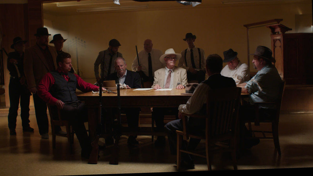 Bisbee '17 (Robert Greene, 2018)  About a dark history from 1917 in Bisbee, Arizona and collective memory, subjective history and re-enactment of a traumatic past. It feels very relevant to the present.