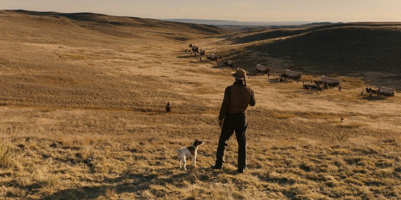 The Ballad of Buster Scruggs (Ethan Coen, Joel Coen, 2018)  An American West anthology that is dark and funny, but also quite moving, featuring criminals, fortune seekers, heroes and villains. Death waits for no one.
