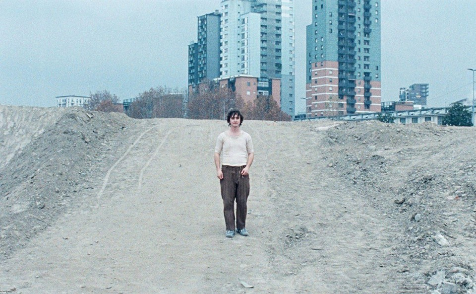 Happy as Lazzaro (Alice Rohrwacher, 2018)  A modern day fable about rural life, modernity, exploitation, and kindness. It's beautiful, magical, hilarious. One key scene had the entire audience gasp.
