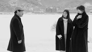 Hotel By the River (Hong Sangsoo, 2018)  The most linear Hong Sang-soo film I've seen, and also the saddest, because of the relationship between the father and his sons, which took a a sharp turn from comical to heartbreak.