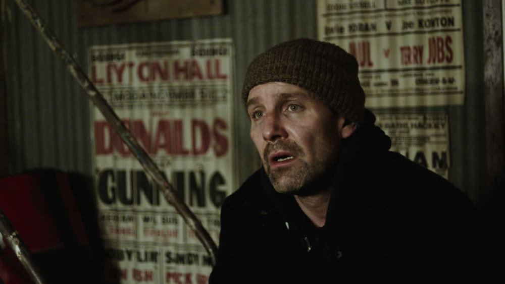 Jawbone (Thomas Napper, 2017)  A boxing film that's really about one man and his inner demons. Written by and starring Johnny Harris and based on true events in his life.