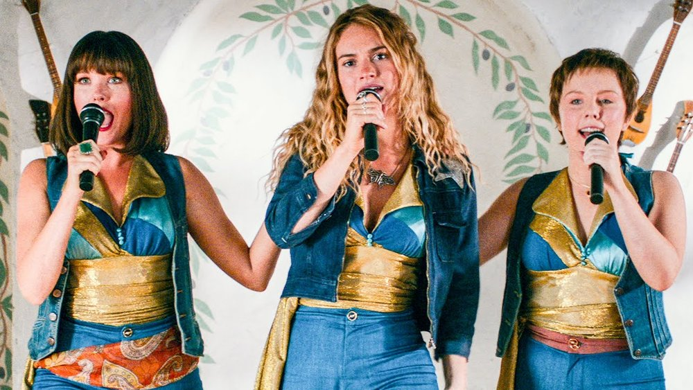 Mamma Mia! Here We Go Again (Ol Parker, 2018)  Say what you will about Abba or this film, but I laughed and teared up watching it. Watched it with my mum, her first visit to the cinema in decades, and seeing her enjoying it was priceless. Also, Andy Garcia.