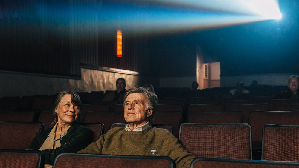 The Old Man and the Gun (David Lowery, 2018)   This is such a quiet, charming and funny film. David Lowery has given us a film that feels like it was made in the late 1970s without feeling contrived. Robert Redford and Sissy Spacek flirting are a delight on the screen.