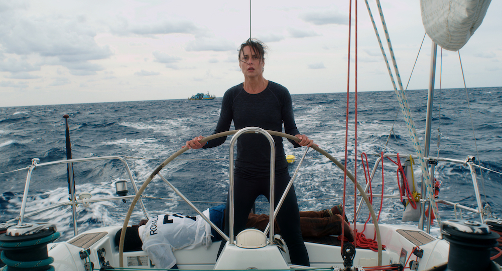Styx (Wolfgang Fischer, 2018)  About the indifference and dehumanisation of the refugee crisis.  Minimal dialogue, gut wrenching.  A well crafted film and Susanne Wolff is very good in this.