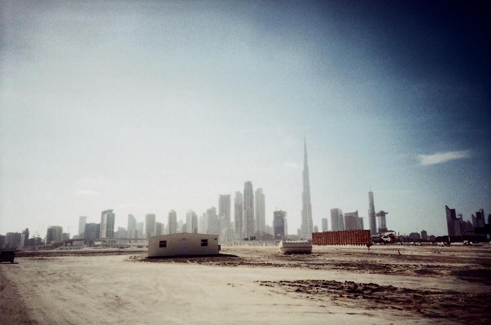 Jan 13 - Skyline of Sheikh Zayed Road, Dubai