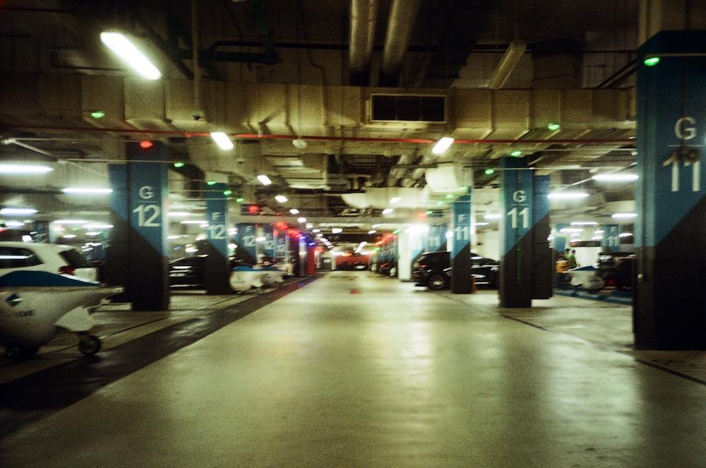 Jan 15 - Underground Parking, City Walk