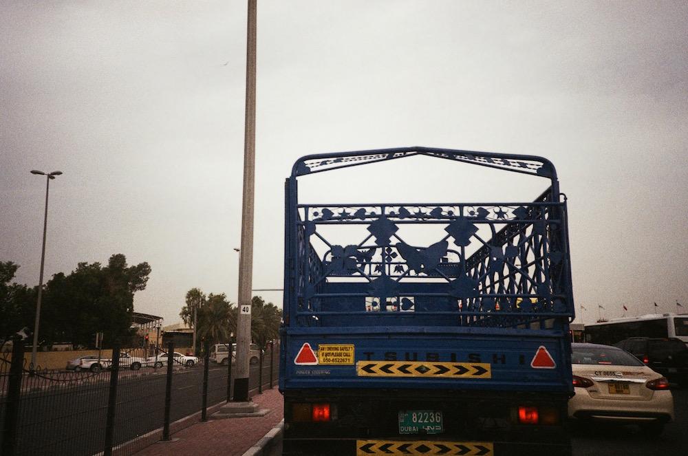 Jan 29 - Lorry