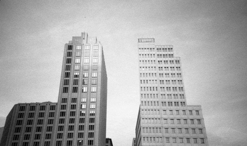 Feb 6 - Ritz and Marriot, Potsdamer Platz, Berlin