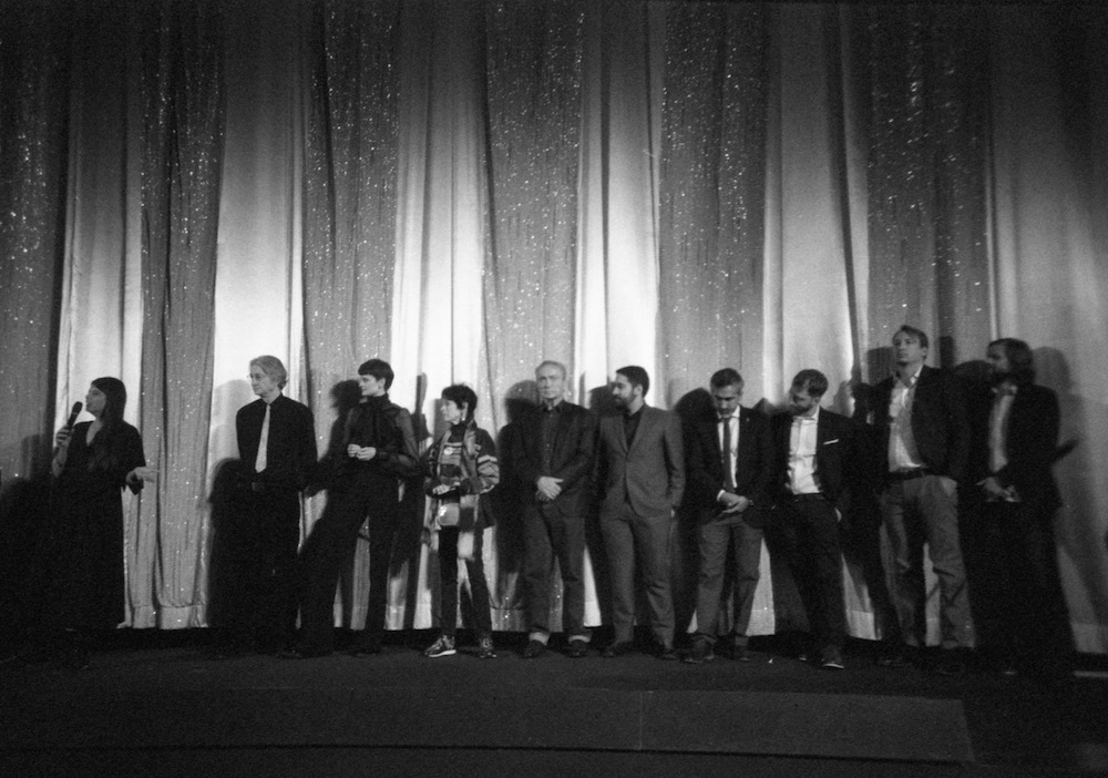 Feb 13 - Q+A for Holy Beasts, Kino International, Berlin