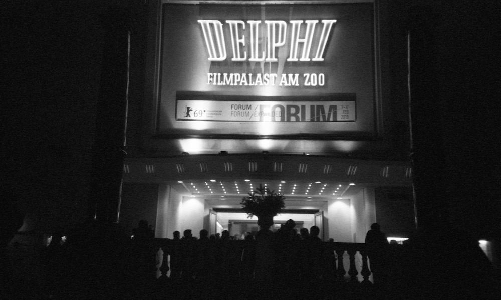 Feb 16 - Delphi Palast, Berlin