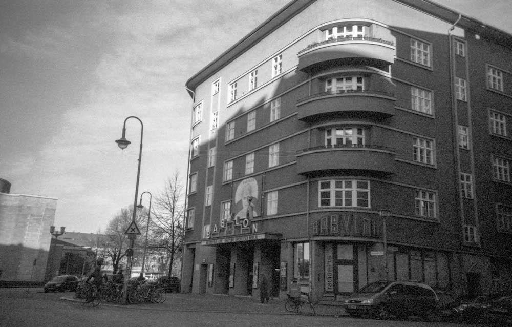 Feb 22 - Babylon, Berlin