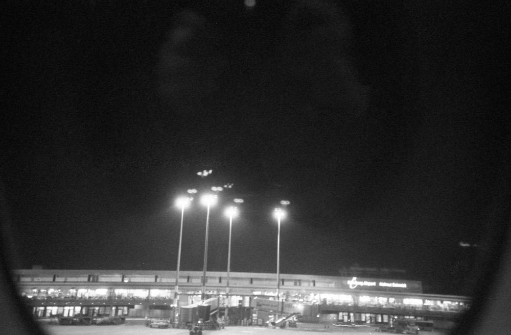 Feb 23 - Departing from Hamburg Airport