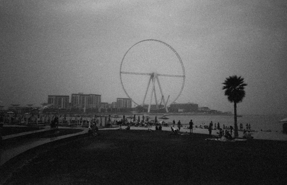 Feb 28 - Beach, Dubai