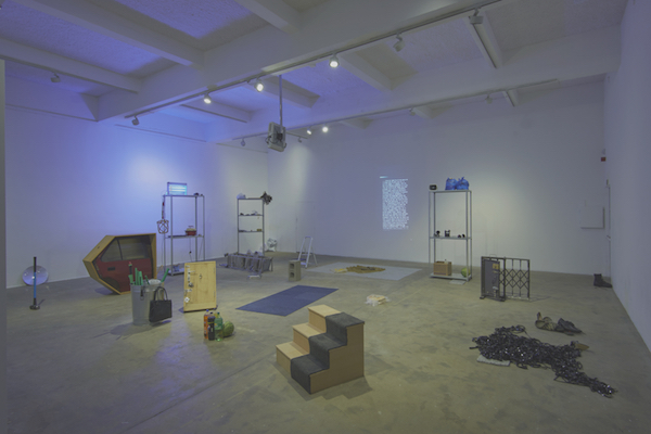 Lawrence Abu Hamdan, Earwitness Inventory (2018). Commissioned and produced by Chisenhale Gallery, London in partnership with: Witte de With Center for Contemporary Art, Rotterdam; Contemporary Art Museum St. Louis; and Institute of Modern Art, Brisbane. Courtesy of the artist. Photo: Andy Keate