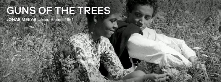Jonas Mekas_Guns of the Trees.jpg