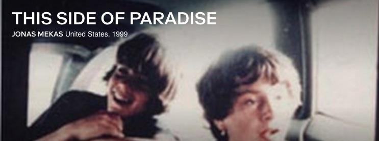 Jonas Mekas_This Side of Paradise.jpg