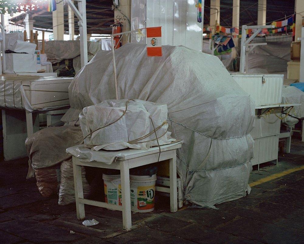 Rodrigo Valenzuela,  Conceal Market No. 4 , 2015, Archival pigment print