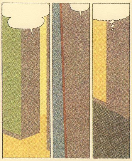 "Joseph Lupo,  IRON MAN Vol.01 Issue178 Page 19 , 22"" x 11"", CMYK Silkscreen"
