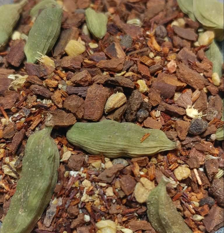 Warm up with an Herbal Chai! - It is that time of year when we get that familiar craving for our favorite cinnamon, ginger, cardamom, and clove combination. Let us satisfy all of your chai needs with one of our delicious variations. We have spiced, sweet, and pumpkin!