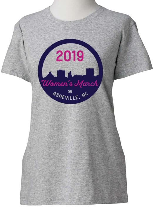 Women's cut March T-shirt
