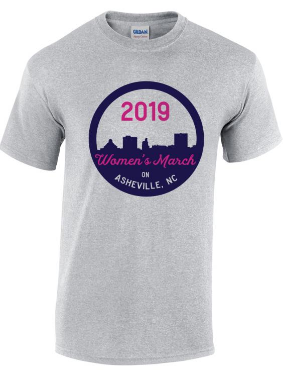 Unisex cut March T-shirt