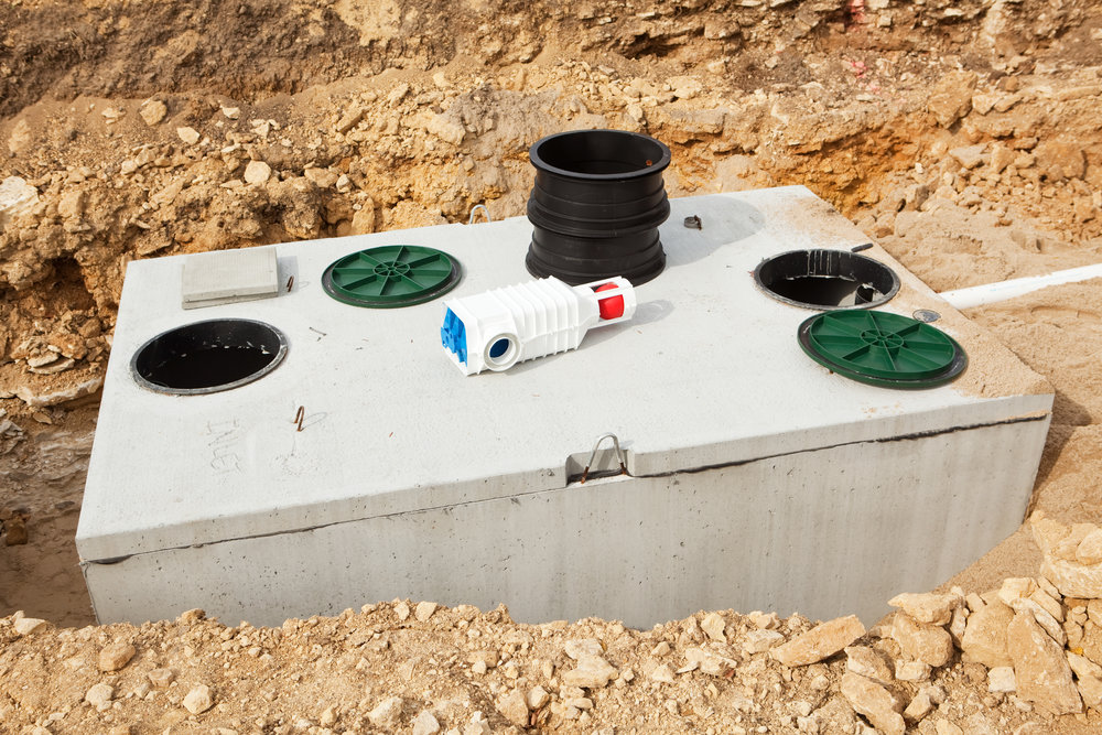 Septic system replacements in West Michigan